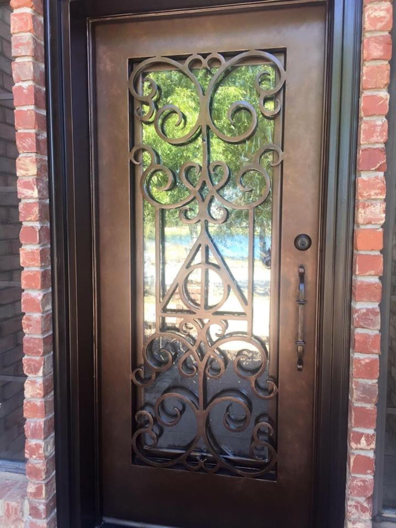 To outfox a fox nerdy pinterest front doors and doors