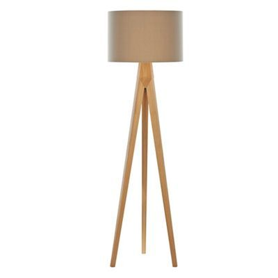 Home collection hudson tripod floor lamp debenhams floor lamps home collection hudson tripod floor lamp debenhams aloadofball Choice Image