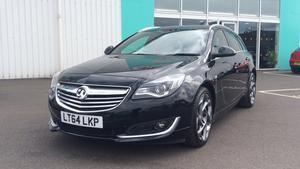 2014 (64) Vauxhall Insignia 2.0 CDTi [140] ecoFLEX SRi Vx-line Nav [S/S] For Sale In Hessle, East Yorkshire