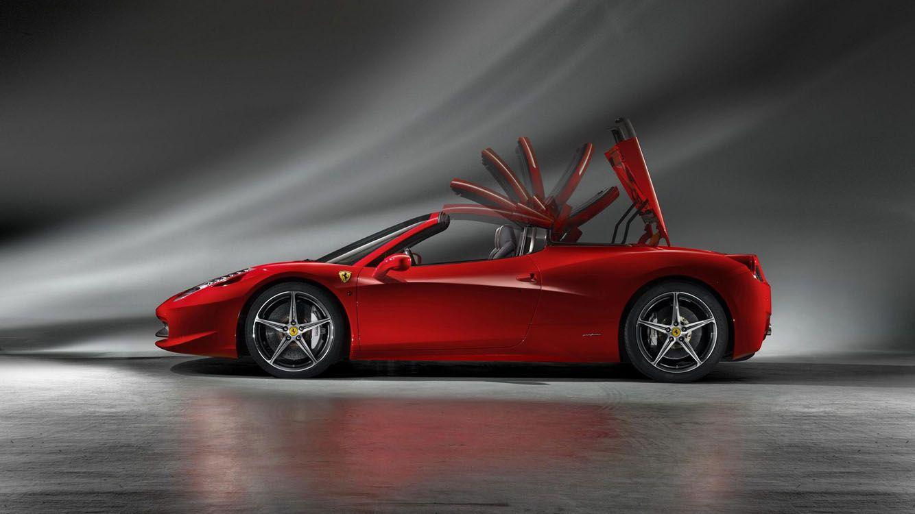 Ferrari 458 Spider Wallpaper Iphone 6