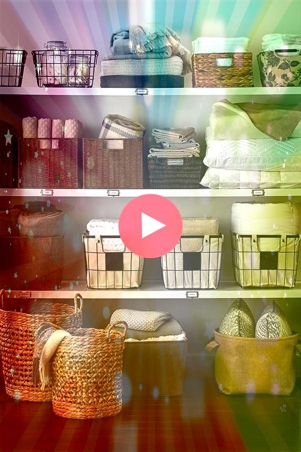 ready to host with amazing storage solutions at low prices Get ready to host with amazing storage solutions at low prices   Leanne Marie the linen cupboard Woven storage...