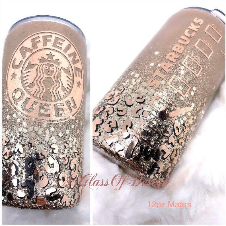 Starbucks glitter tumbler