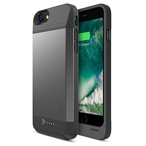 Extended Battery Charger Case Power Bank -Green TQTHL 7000mAh Slim External Rechargeable Protective Portable Charging Case for iPhone 7 Plus 8 Plus 5.5 inch Battery Case for iPhone 8 Plus // 7 Plus