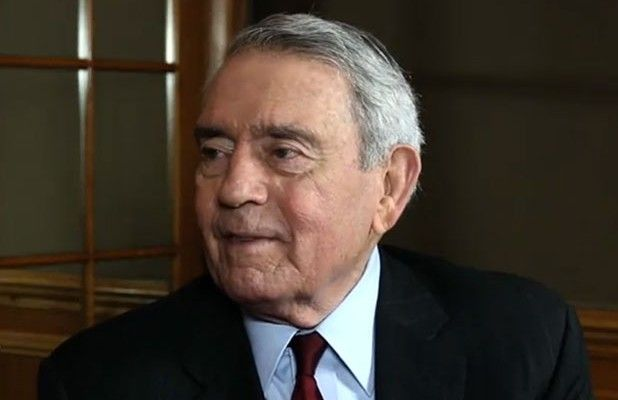 Dan Rather Calls Out Trump, Neo-Nazis and 'Pliant Press': 'I Shudder in Horror' - Houston Chronicle