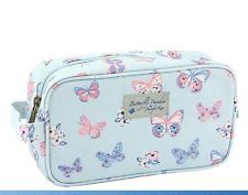 NEW Jennifer Rose Butterfly Paradise Small Wash Cosmetic Bag Weekend Holiday Bag