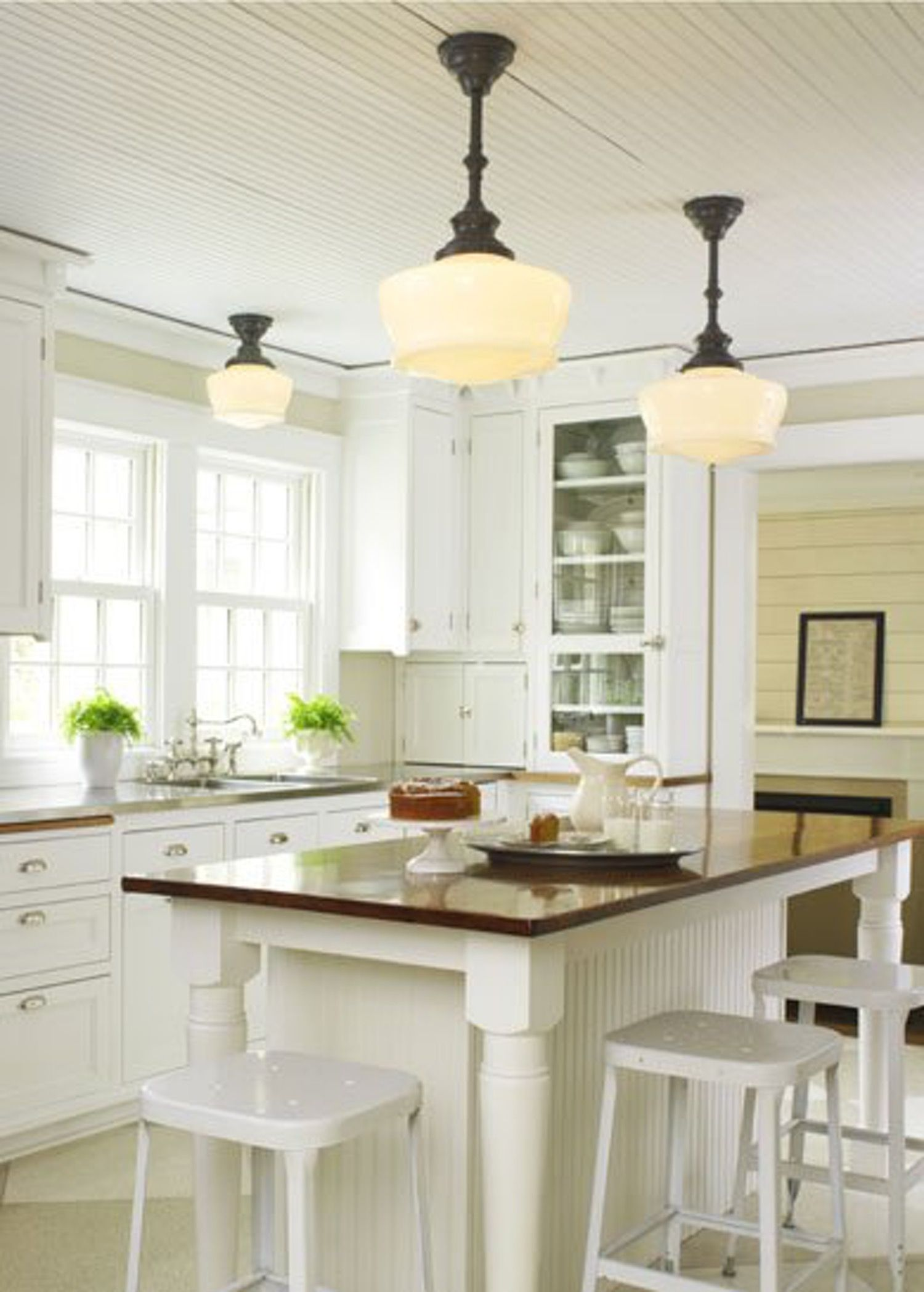 Classic Kitchen Lighting Classic Kitchens In The Schoolhouse Electric Catalog Kitchen