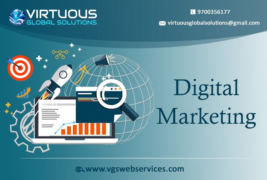 Vgs Web Services Is One Of The Creative Web Designing Services In Hyderabad With Specialized Digital Marketing Digital Marketing Agency Seo Digital Marketing