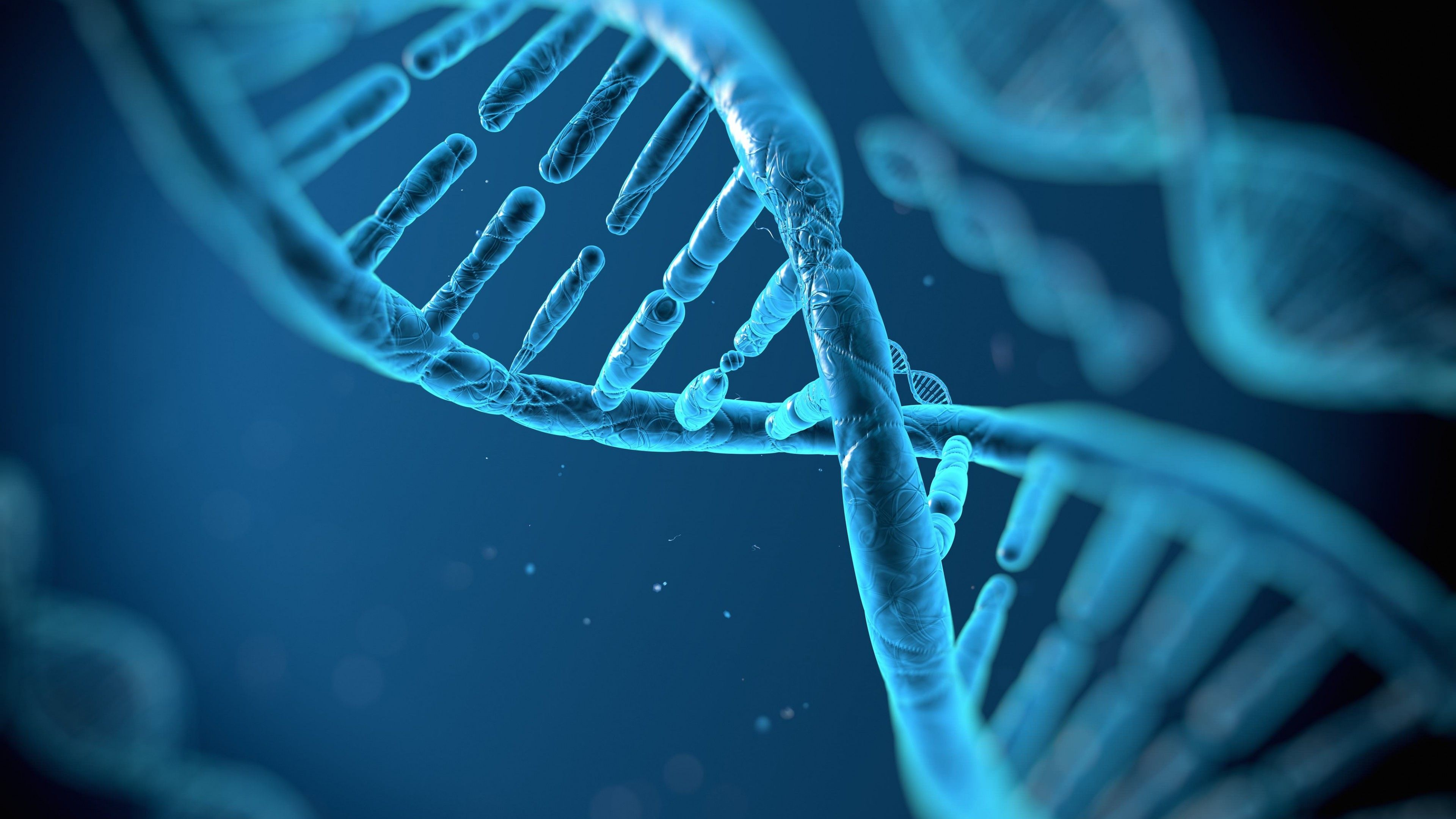 DNA Structure Wallpaper HD