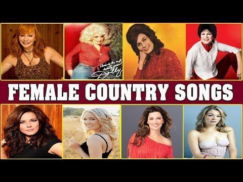 Classic country woman songs