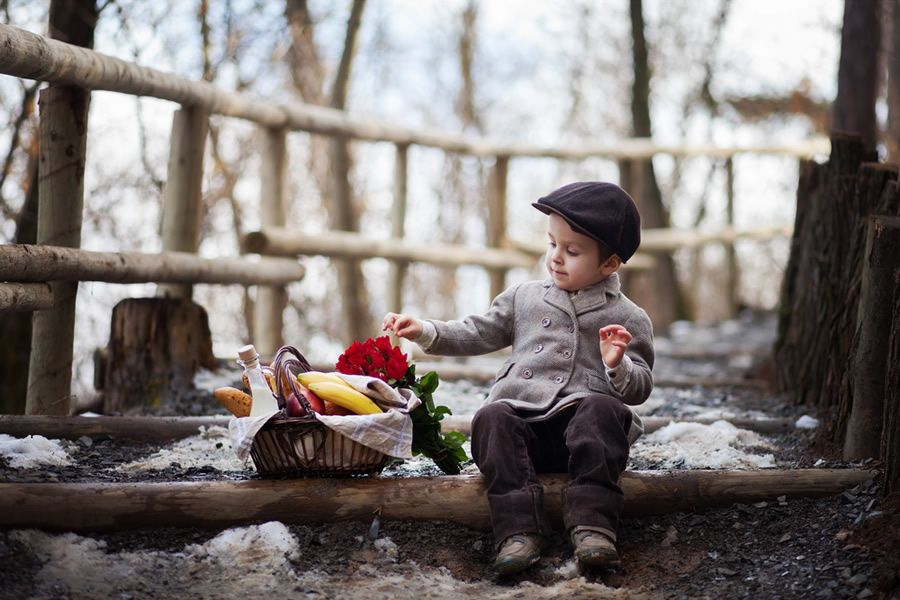 Children Portrait Photography by Tatyana Tomsickova - 121Clicks.com