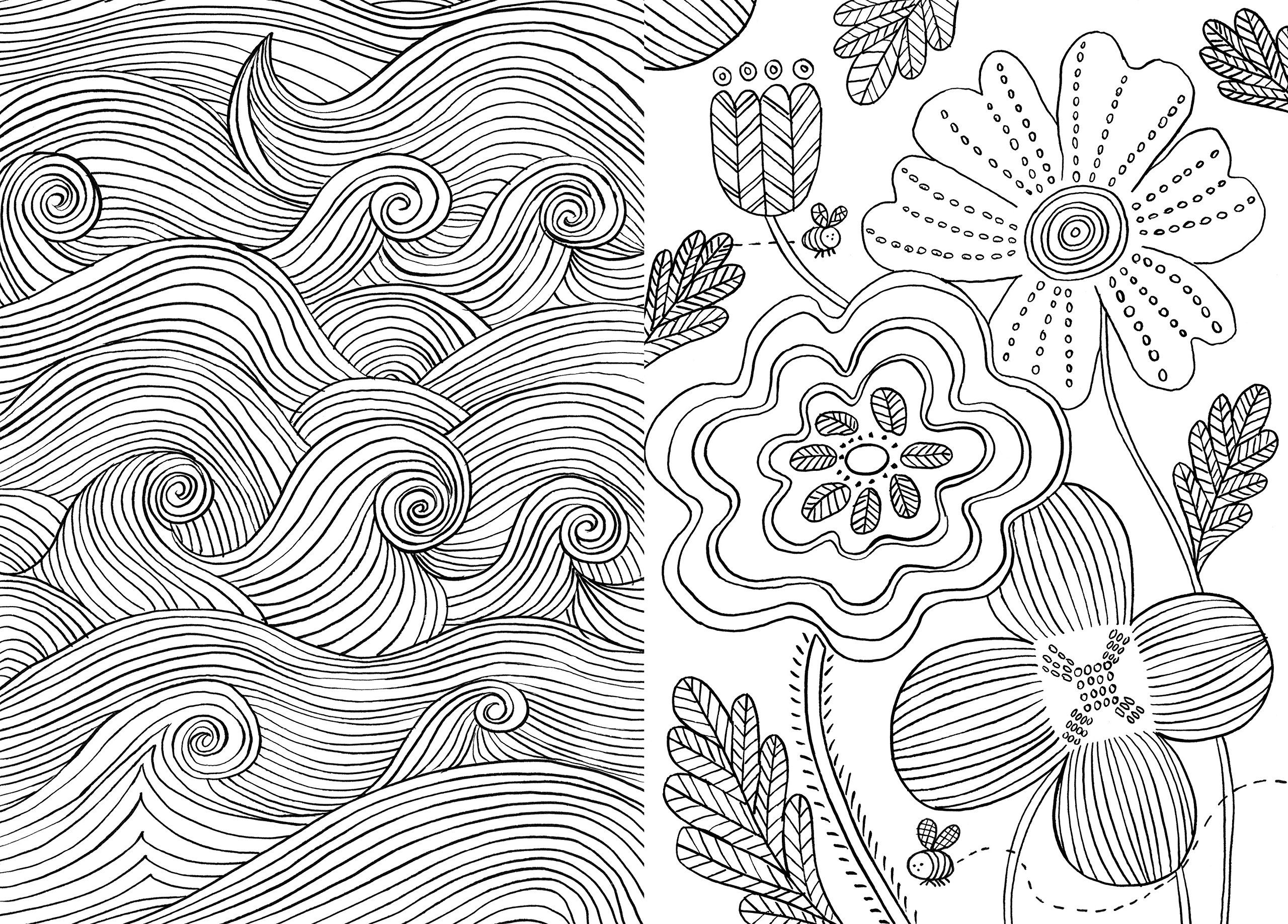 The Mindfulness Colouring Book Anti Stress Art Therapy For Busy People Amazon Co Uk Art Therapy Coloring Book Anti Stress Coloring Book Stress Coloring Book