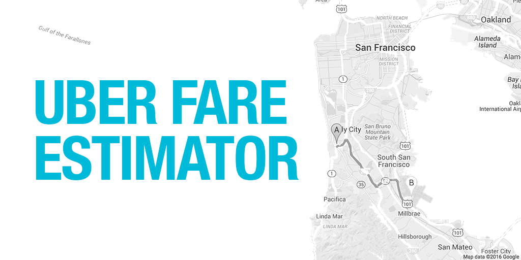 Estimate How Much Your Uber Ride Will Cost With Uber Fare