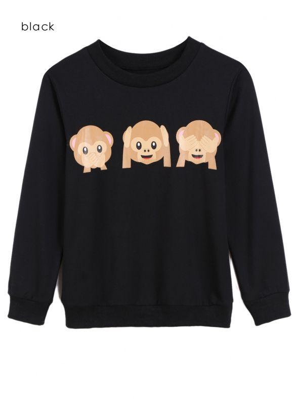 New Emoji shirt size S M L XL Long Sleeve shirt Emoji shirt pink girls Emoji
