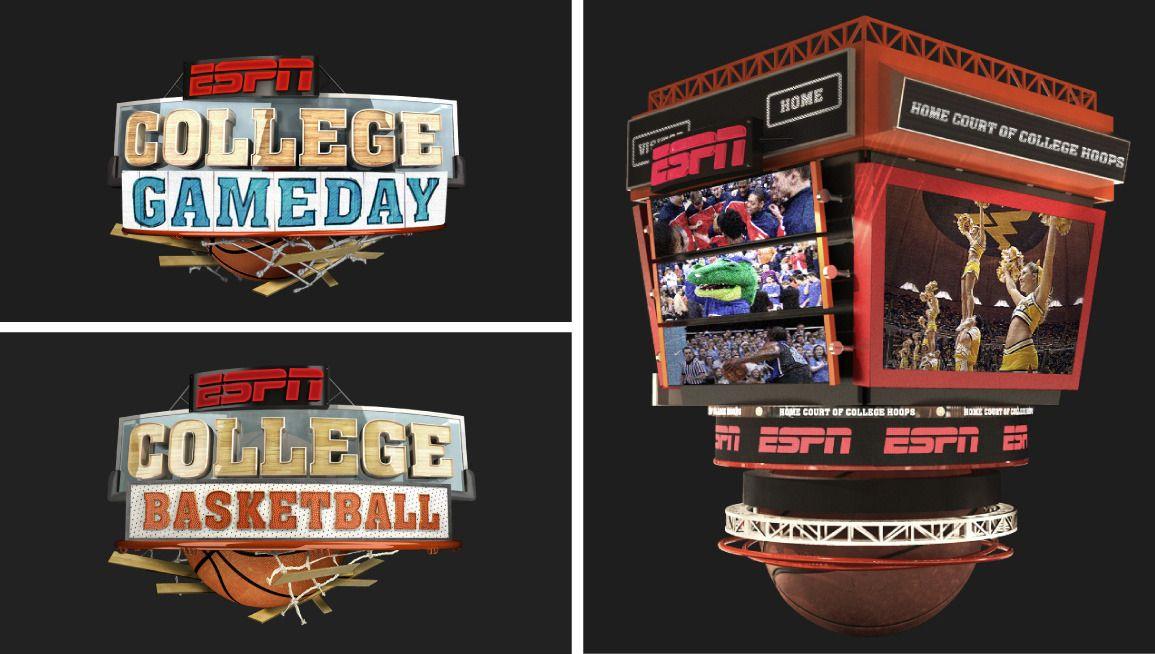 ESPN CB devilsboom Espn, Typography, 3d typography
