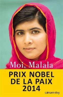 Moi, Malala, je lutte pour l'éducation et je résiste aux talibans de Malala Yousafzai sur la librairie Nolim