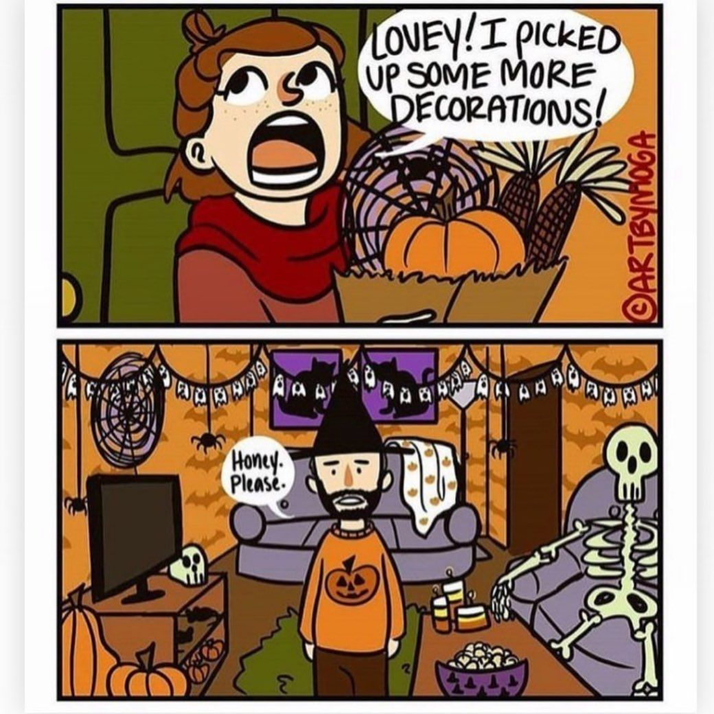 20 Funny Halloween Memes Only True Halloween Fans Will