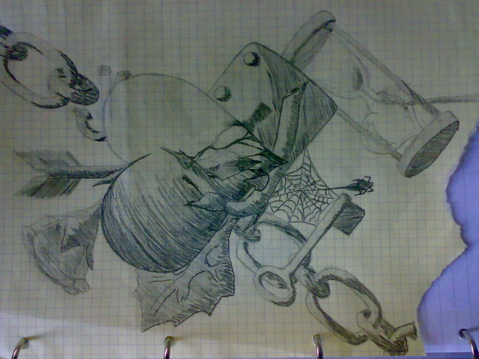 disegni a matita amore
