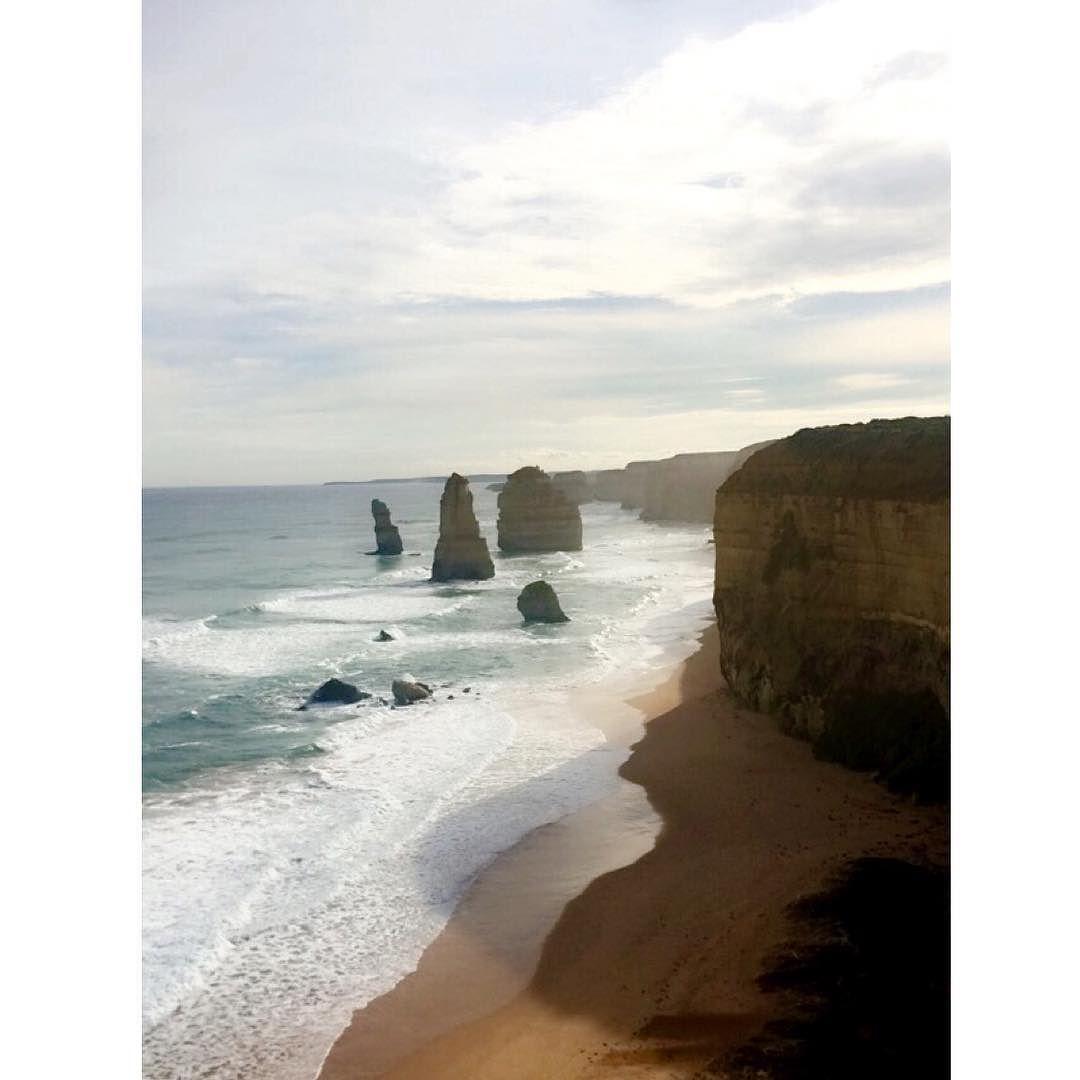 #twelveapostles #onlyeightyet #melbourne #greatoceanroad #roadtrip #nadinegoesaustralia by _swiftkid