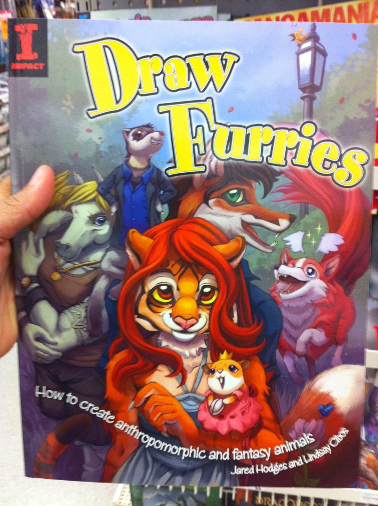 draw furries cibos lindsay hodges jared