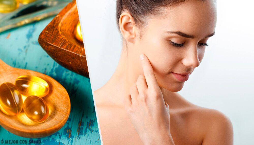 ¿Vitamina E para tu cara? Descubre cómo la sustancia