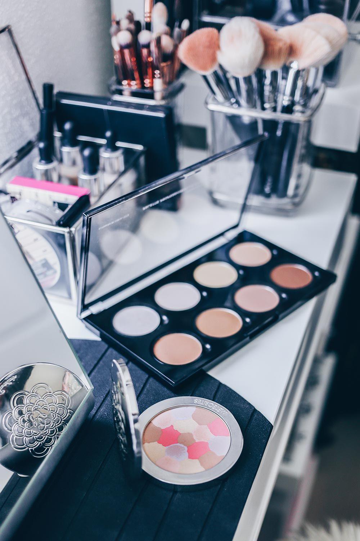 Kosmetik Aufbewahrung Ikea schminkecke aufbewahrung schminksammlung aufbewahrung