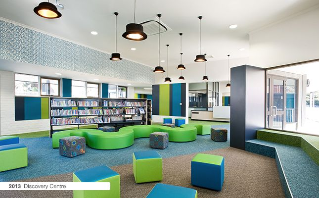 Smith tracey architects st mary 39 s primary school - Interior design schools in houston ...