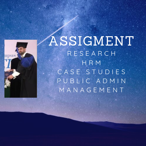 Public Administration, Case Study