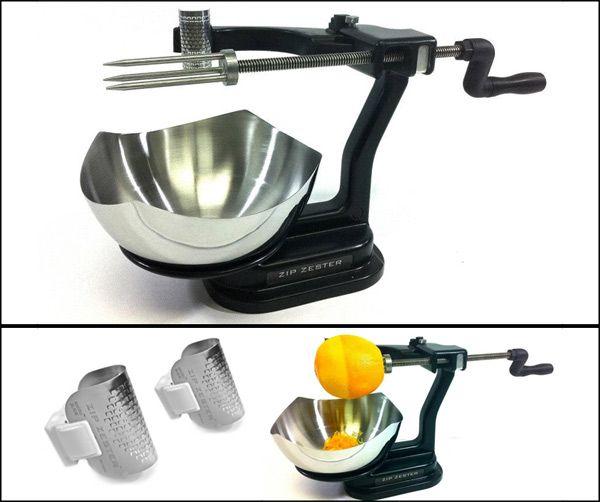 Spin zester instrumentos de cocina pinterest cocinas - Instrumentos de cocina ...