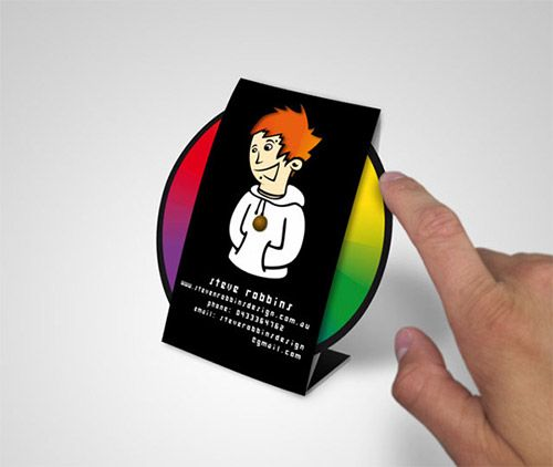10-steve-robbins-business-card