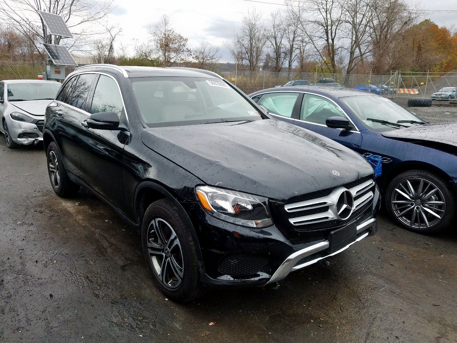 Salvage 2019 MERCEDESBENZ GLC 300 for Sale in New Jersey