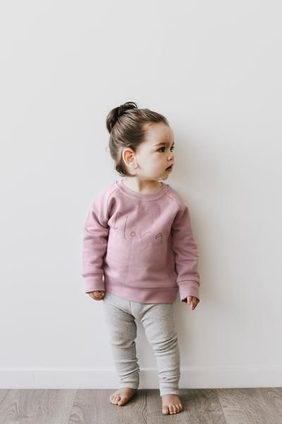 a08c626e325 Jamie Kay Flora Sweatshirt - Woodrose. Find this Pin and ...