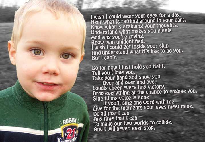 Special Needs Parents Poems Parent Resources Parent