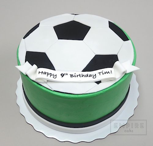 Soccer Ball Flat Fondant With Images Soccer Cake Soccer