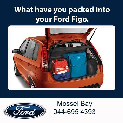 What Have You Packed Into Your Ford Figo The New Figo Has Ample