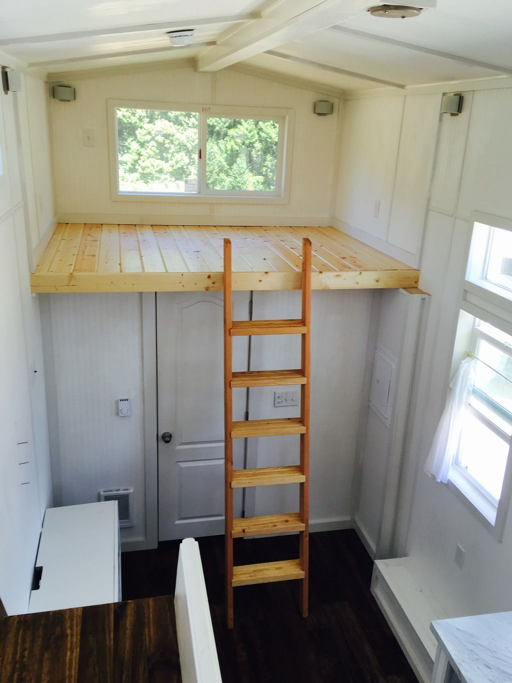 Bellingham Tiny House 370 Sq Ft Casas Moviles Casas Moviles