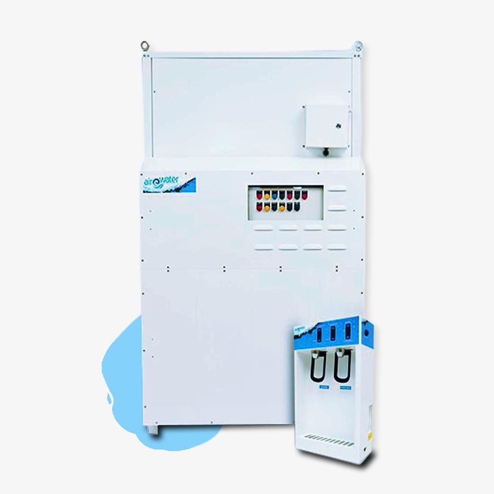 Dewpoint Atmospheric water Generator in 2020