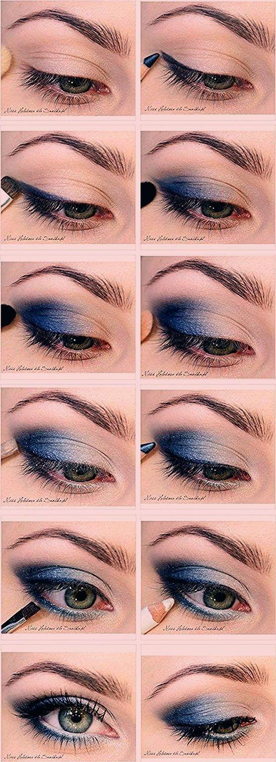 Photo of Lidschatten Tricks Für Blaue Augen