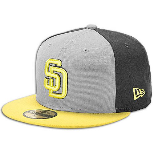 Padres New Era 59fifty Footlocker Nothing But Fitted