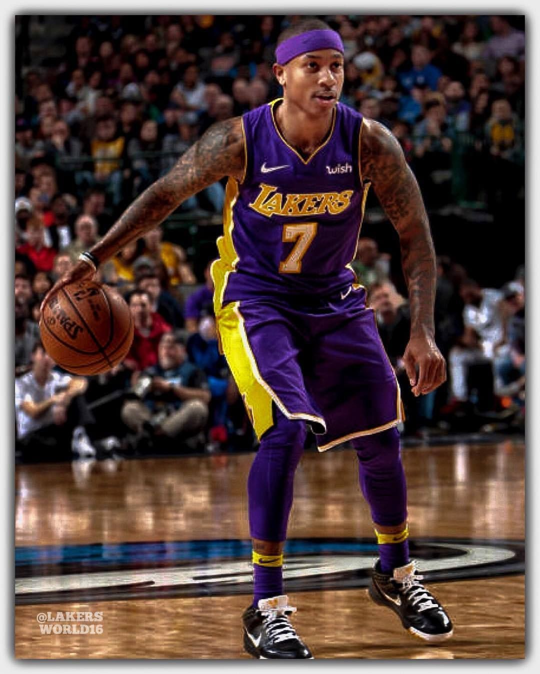 meet 37081 faa01 What did you think of Isaiah Thomas' debut with the Lakers ...