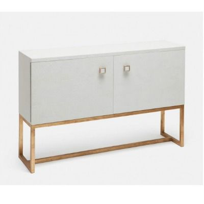 Dallon Buffet Snow Furniture Accent Furniture Modern Sideboard