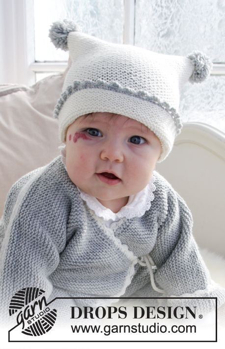 Modele Gratuit Tricot Layette Pinterest Baby Knitting