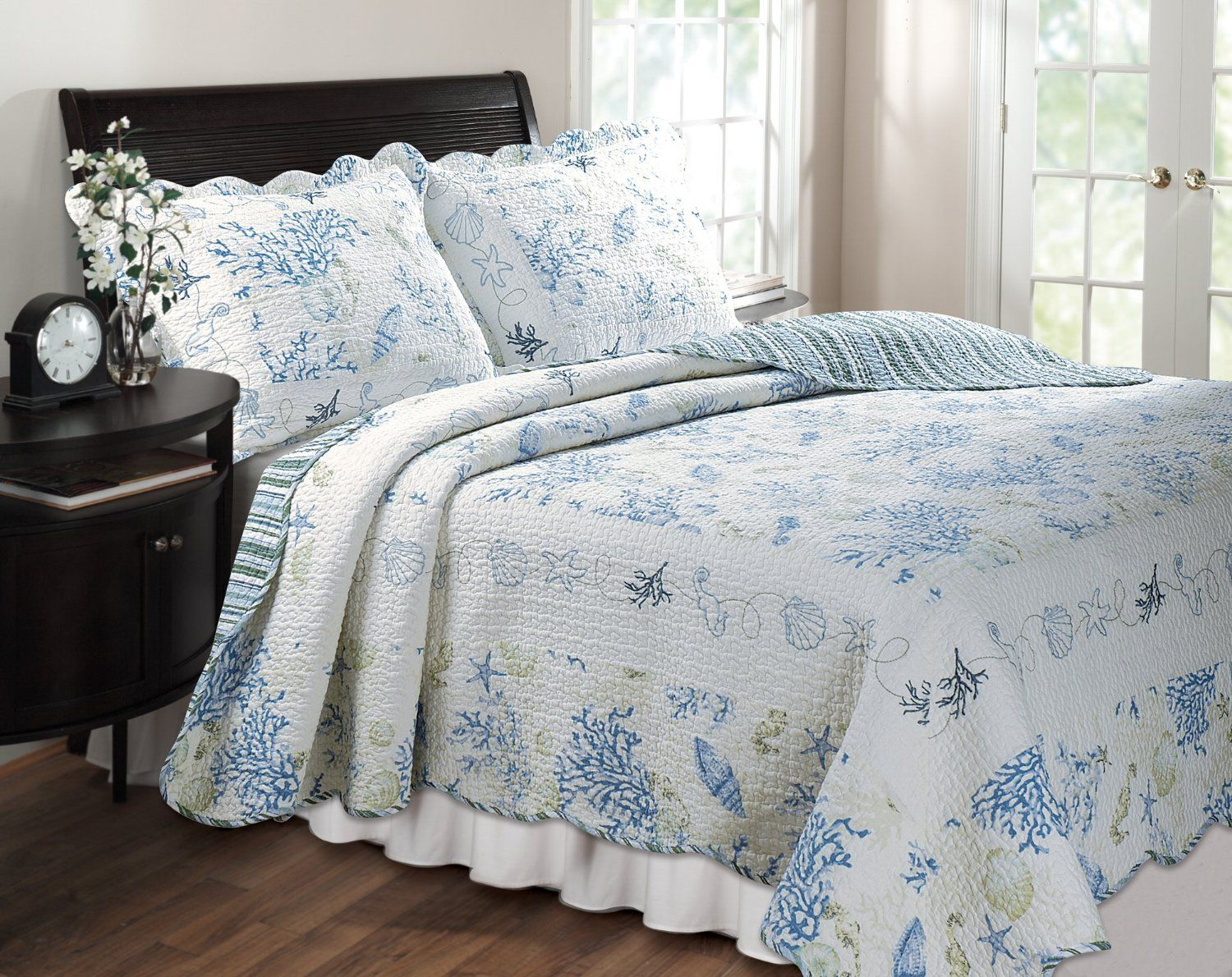 Greenland Home Quilt Sets For All Seasons Bedroom Pinterest