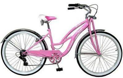 I 9829 My Schwinn Pink Roxie Beach Cruiser Pink Bike Schwinn