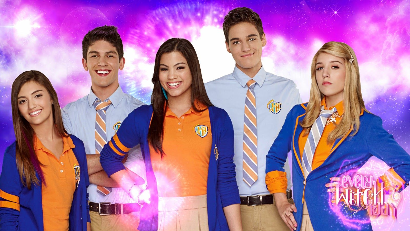 Every Which Way Nickelodeon Wallpapers De Every Witch