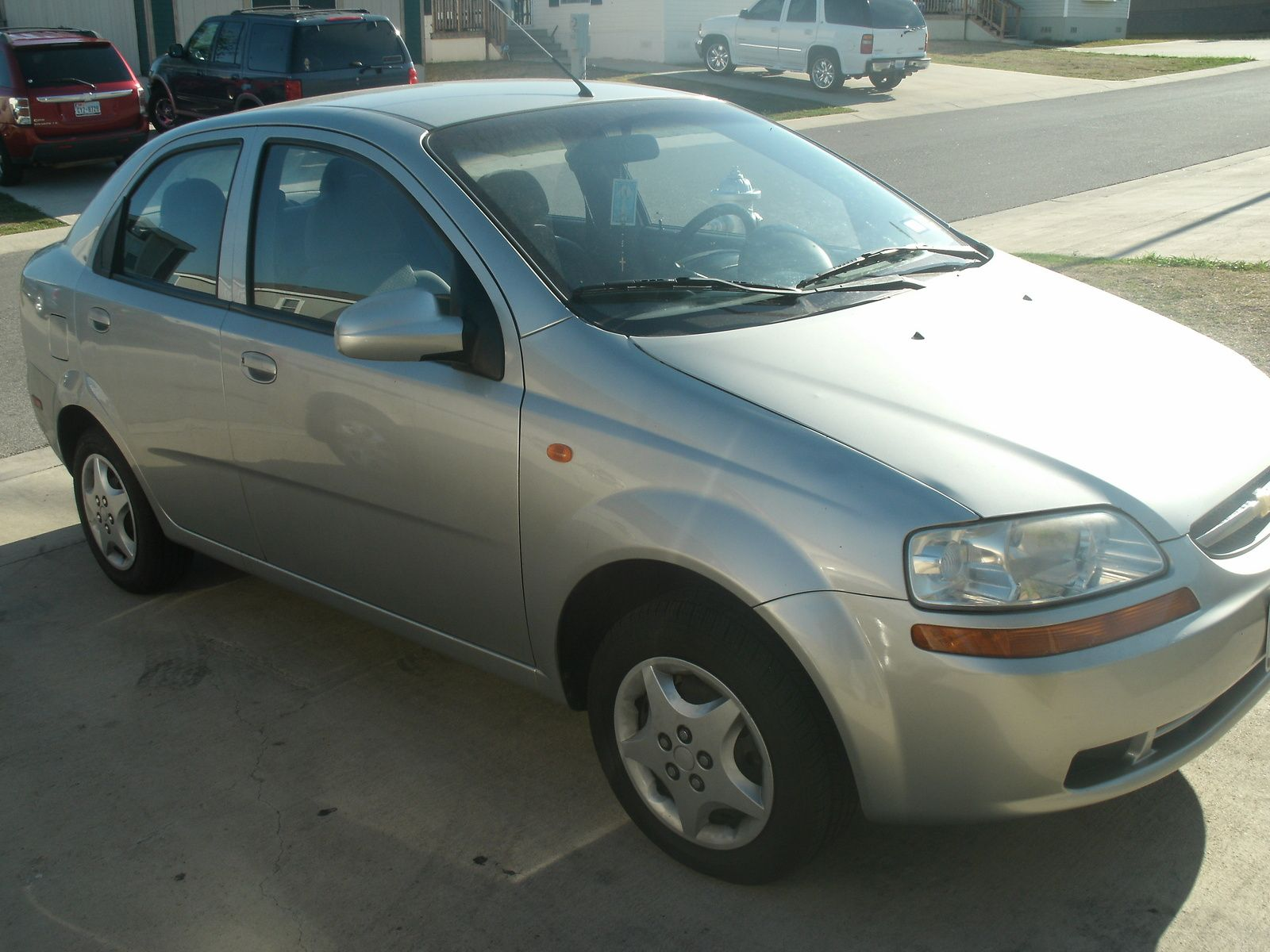 Best Combination Of Features 2004 Chevrolet Aveo With Additional Much Improved Interior With 2004 Chevrolet Aveo