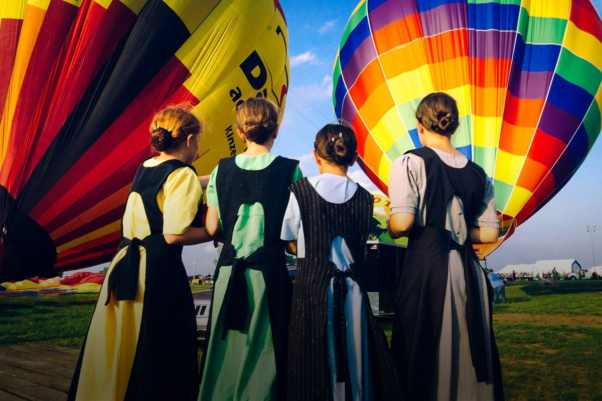 Fun & Romantic Things To Do in Lancaster, PA Hot Air