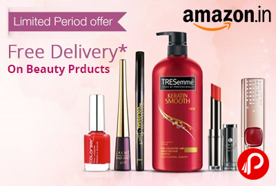 #Amazon #offers Free Delivery on Beauty Products. PBI Tip – Scroll the page for Lighting Deals on Beauty Products. http://www.paisebachaoindia.com/get-free-delivery-on-beauty-products-amazon/