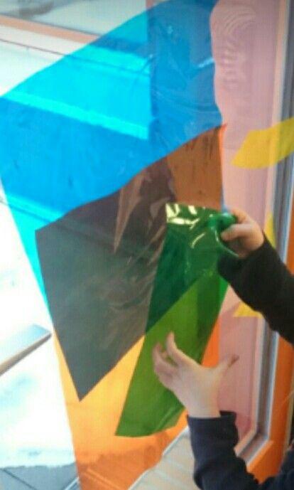 Fensterfolien - die Welt in anderen Farben