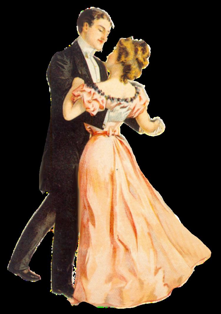 Vintage Diecut Couple By Jinifur On Deviantart Vintage Couples Fashion Illustration Vintage Vintage Images