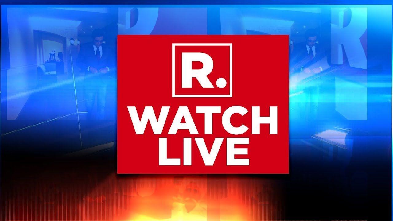 Republic Tv Live 24x7 Live Tv English News Live Arnab Goswami Live In 2020 Live Tv English News Youtube